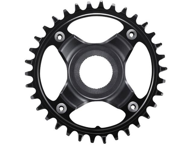 Shimano SM-CRE80 Klinge 12-speed Centerlock, black